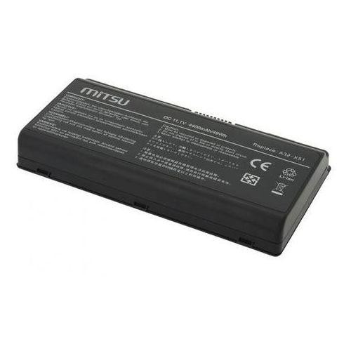 Mitsu Akumulator / bateria asus t12, x51, x58