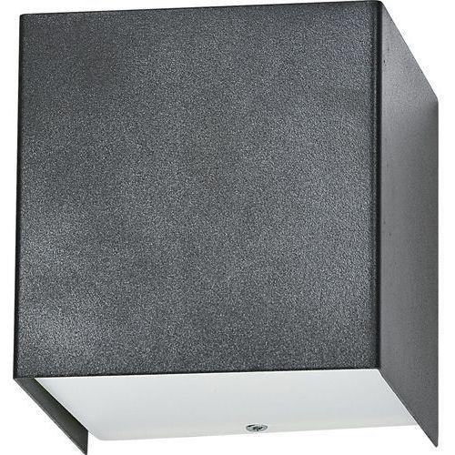 Nowodvorski Kinkiet cube graphite 9cm 5272 - od ręki duża ilość!!! - grafitowy (5903139527293)