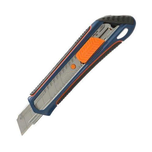 Nożyk techniczny 18 mm z ostrzem prostym DEXTER (3276005217263)