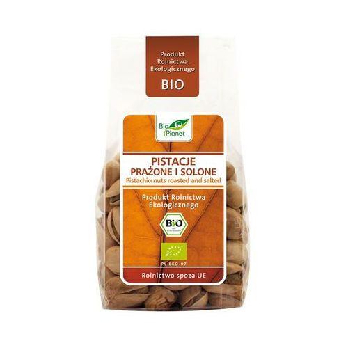 : pistacje prażone i solone bio - 100 g wyprodukowany przez Bio planet