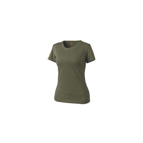 Helikon-tex / polska T-shirt helikon damski olive green (ts-tsw-co-02)