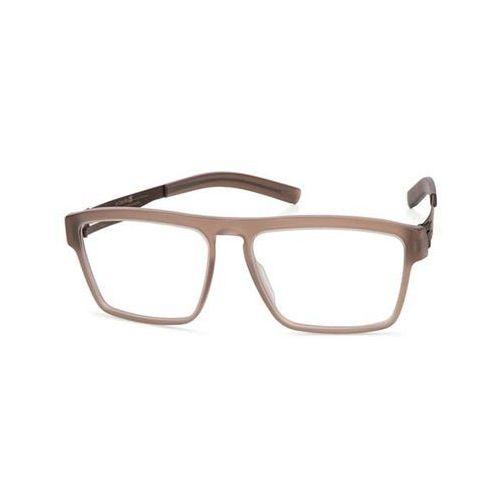 Okulary Korekcyjne Ic! Berlin A0625 Franck C. Walnut-Matt