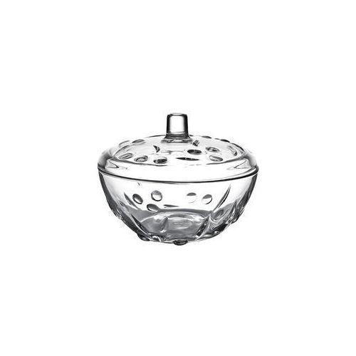 Cukiernica z przykrywką perla 14 cm marki Dajar