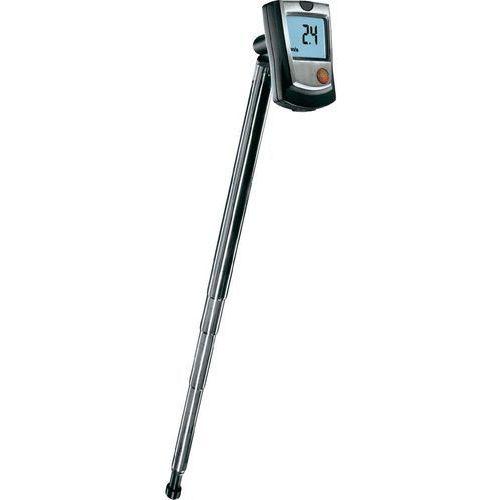Testo Termoanemometr  405-v1, 0 do 5 m/s, -20 do 50 °c (4029547008351)