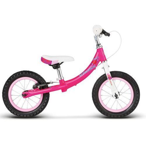 Kross Rowerek biegowy  mini one size różowy połysk 2017 - różowy połysk
