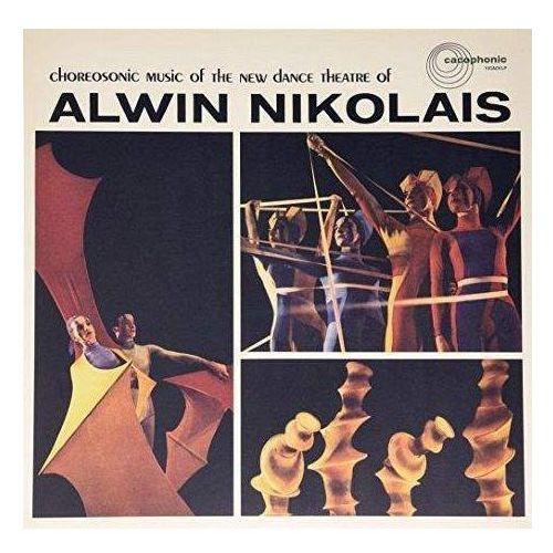 Chreosonic Music Of The New Dance Theatre Of Alwin Nikolais - Nikolais, Alwin (Płyta winylowa) (5060099505119)