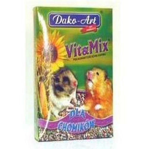 Dako-art Dako art vit&mix dla chomików 500g
