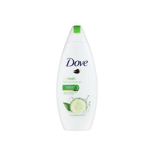 Dove Go Fresh Fresh Touch odżywczy żel pod prysznic (Cucumber & Green Tea Scent) 250 ml