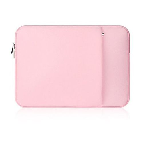 Tech-protect Pokrowiec  neopren apple macbook 12 różowy - różowy