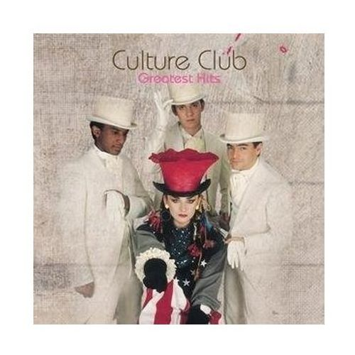 Culture Club - GREATEST HITS - Dostawa Gratis, szczegóły zobacz w sklepie z kategorii Disco i dance