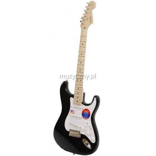 Fender eric clapton stratocaster mn black gitara elektryczna