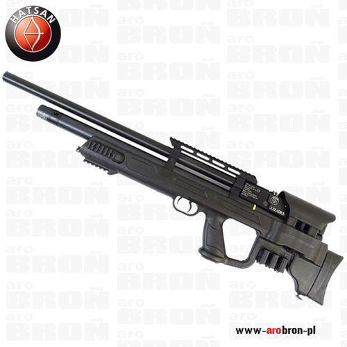 Wiatrówka PCP HATSAN Gladius Bullpup - bezkolbowa, wersje 4.5mm, 5.5mm, 6.35mm