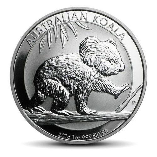 Perth mint Australijski koala 1 oz srebra