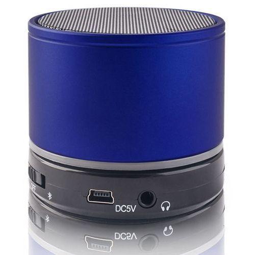 Głośnik Forever GŁOŚNIK BLUETOOTH BS-100 NIEBIESKI - zakupy dla firm - 5900495315342 Darmowy odbiór w 20 miastach!