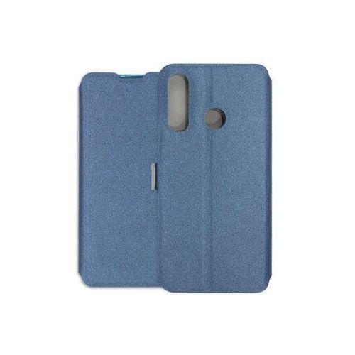 Huawei P Smart Plus (2019) - etui na telefon Wallet Book - granatowy, ETHW910WLBKDBL000