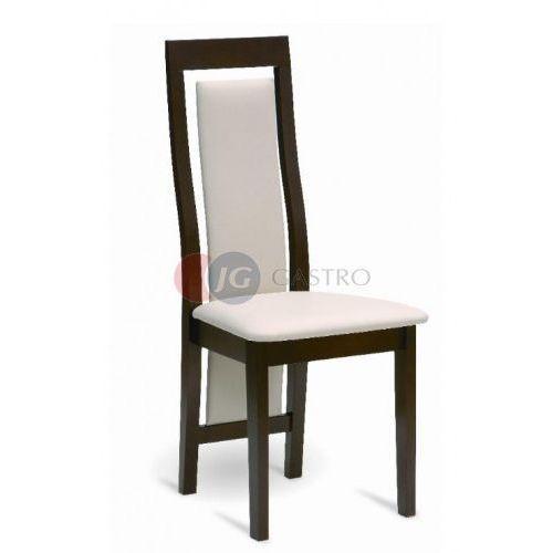Krzesło bez podłokietnika Emalia Paged A-KANSASe, A-KANSASe