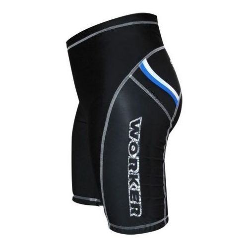 Worker Spodenki sportowe na rolki skate shorts, xs