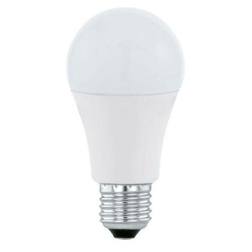 Żarówka LED E27 A60 12W, ciepła biel, opalowa, THK-058639