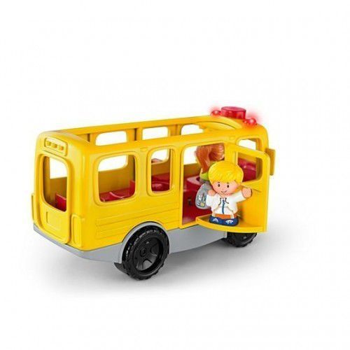 Fisher Price Little People Autobus Malego Odkrywcy, 5_607321