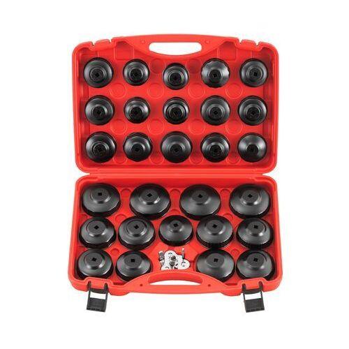 MSW Klucz do filtra oleju - 28 nasadek - adapter MSW-CA-120 - 3 LATA GWARANCJI