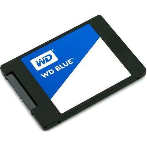 """Dysk SSD 250 GB WD Blue WDS250G2B0A 2.5"""" SATA III- natychmiastowa wysyłka, ponad 4000 punktów odbioru!"""
