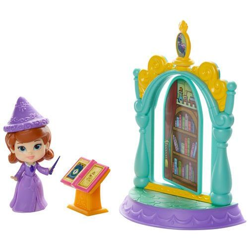 Disney Jej Wysokość Zosia: Magiczna Biblioteka