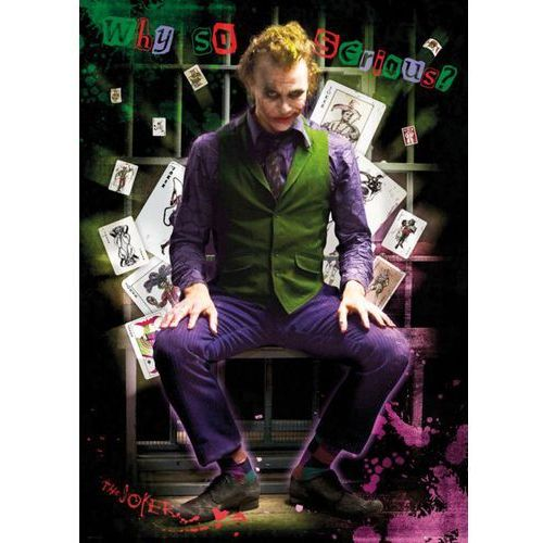 Galeria Batman joker (więzienie) - plakat (5028486289059)