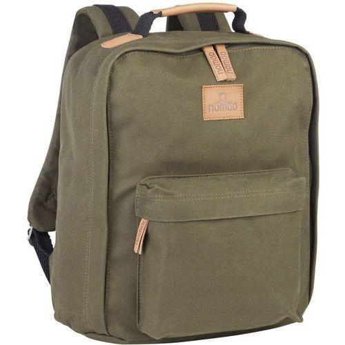Nomad clay plecak 18l oliwkowy 2018 plecaki szkolne i turystyczne