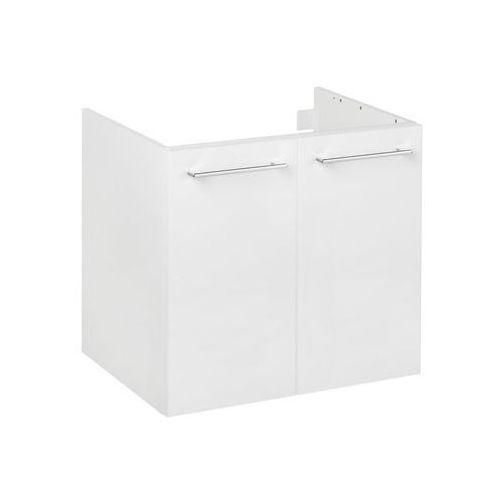 Szafka pod umywalkę remix 60 x 57.7 x 46 marki Sensea