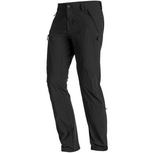 Mammut Runbold Spodnie długie Mężczyźni czarny DE 50 (krótkie) 2018 Spodnie turystyczne