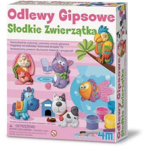 Słodkie zwierzaki Odlewy gipsowe - 4m DARMOWA DOSTAWA KIOSK RUCHU (4893156035394)