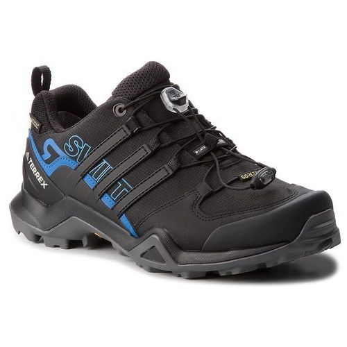 Adidas Buty - terrex swift r2 gtx gore-tex ac7829 cblack/cblack/brblue