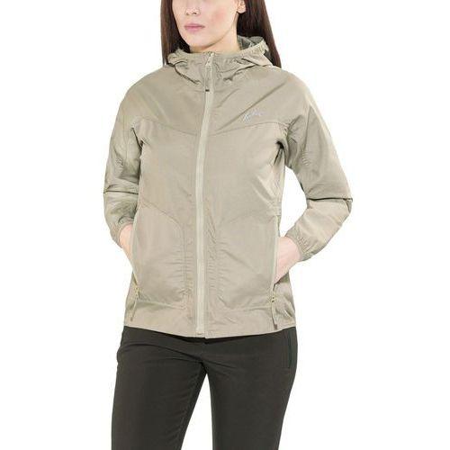 Lundhags gliis kurtka kobiety beżowy xs 2017 kurtki wiatrówki