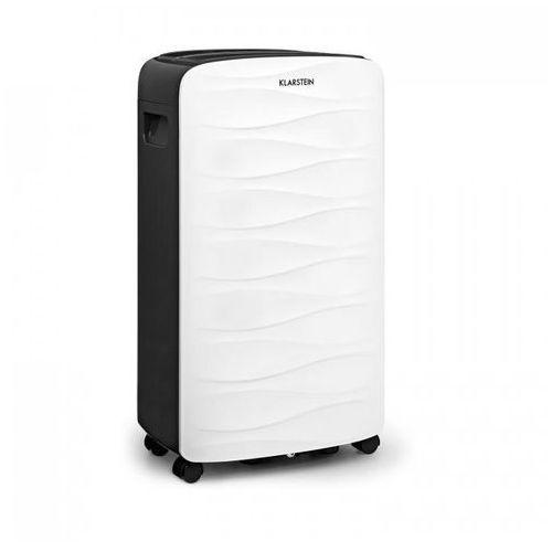 Klarstein dryfy 16 osuszacz powietrza kompresja 16l/24h 255w timer biało-szary