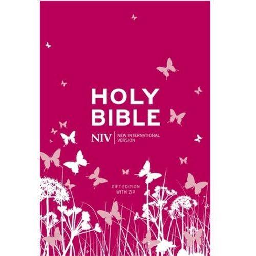 Holy Bible, New International Version, gift edition. NIV Tiny Bible, pink (9781444749755)