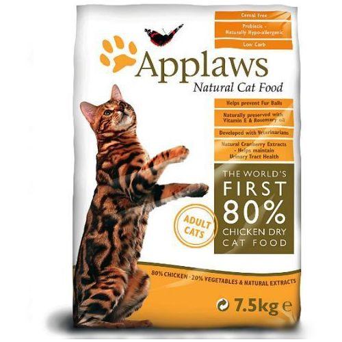 adult cat chicken bezzbozowa karma dla kotów kurczak opak. 400g/2kg/7,5kg marki Applaws