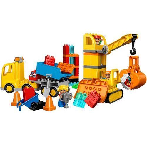 Lego DUPLO Wielka budowa 10813. Najniższe ceny, najlepsze promocje w sklepach, opinie.