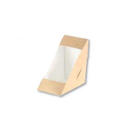 Duni Pudełko z okienkiem | 173x75 mm | 500szt.