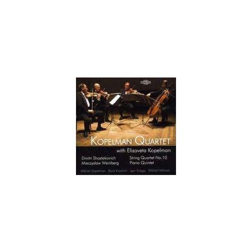 Streichquartett 10 / Klavie
