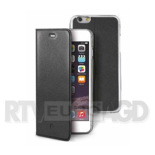 Etui CELLY Buddy do iPhone 6S Czarny BUDDYIP6SBK z kategorii Futerały i pokrowce do telefonów