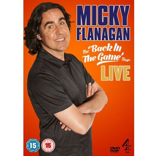 Channel 4 Micky flanagan: back in the game - live