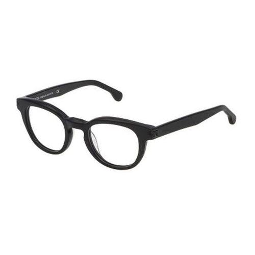 Okulary korekcyjne  vl4123 blkm marki Lozza