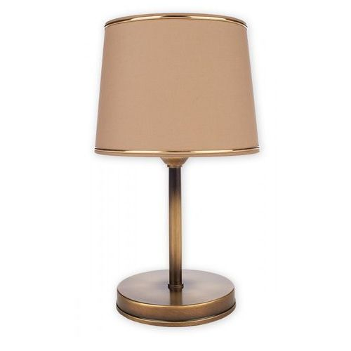 Sambra lampka stołowa 1 pł. / patyna, Dodaj produkt do koszyka i uzyskaj rabat -10% taniej!