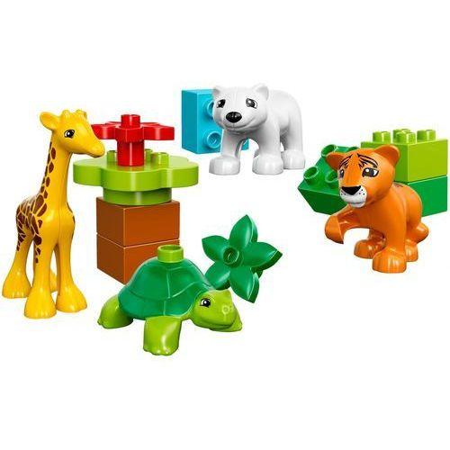 Lego DUPLO Zwierzątka (baby animals) 10801