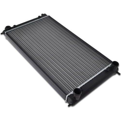 Vidaxl  chłodnica oleju silnikowego dla samochodów vw, seat 525 x 322 34 mm, kategoria: chłodnice samochodowe