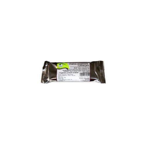Vegamarket Chałwa duża z pistacjami 70g vm (8594010318009)