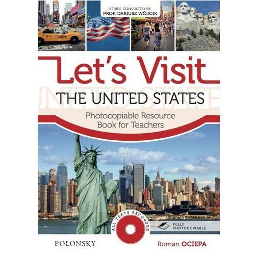 Let's Visit the United States. Photocopiable Resource Book for Teachers. (72 str.)