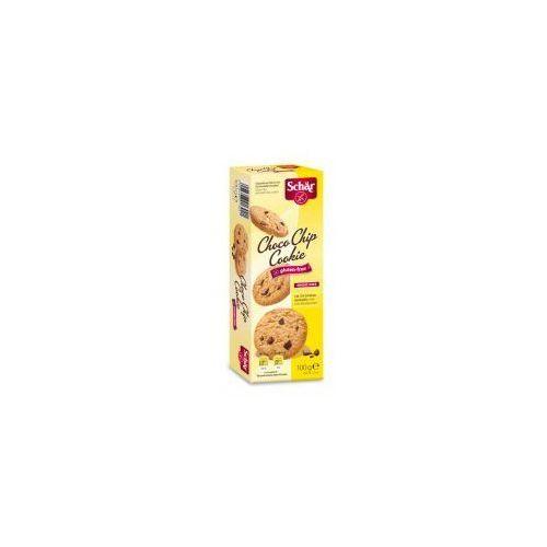 Schar Choco chip cookie- ciastka z czekoladą bezgl. 100 g -
