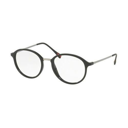 Okulary korekcyjne ps01iv 1ab1o1 marki Prada linea rossa