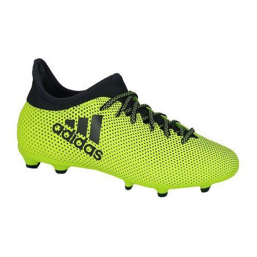 7d98e909399b Piłka nożna · Adidas performance Buty korki adidas x 17.3 fg junior s82369  - żółty (4058025051022)